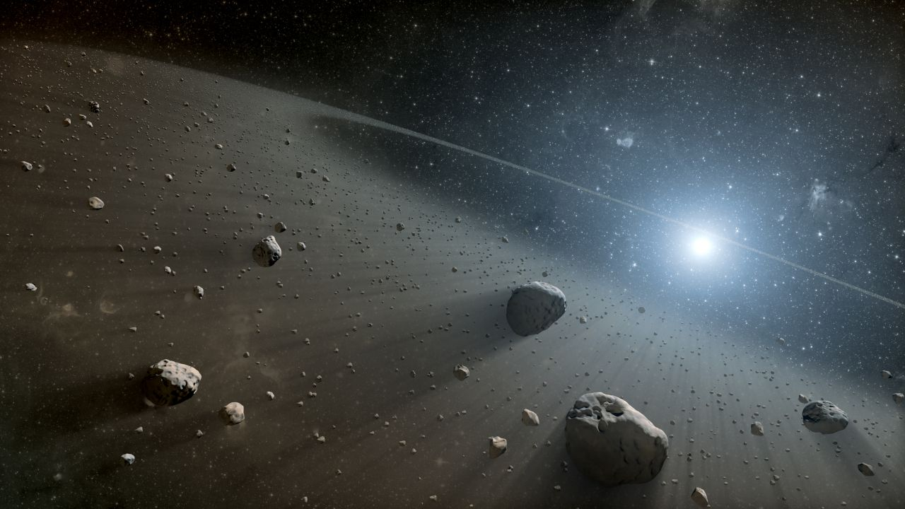 Illustration des Sterns Vega