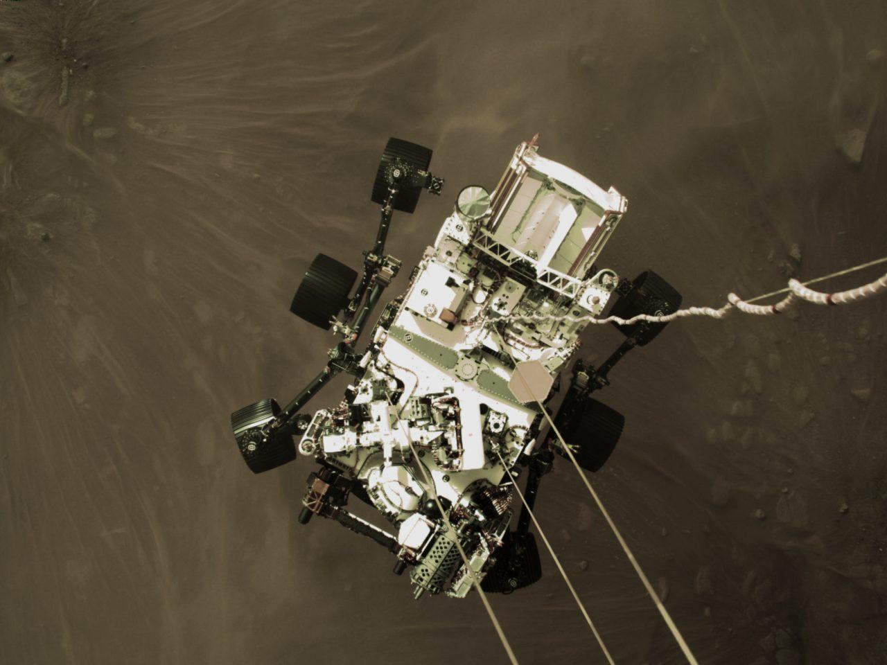 NASA-Rover Perseverance