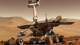 NASA-Mars Rover Opportunity