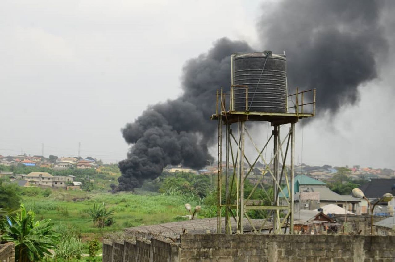 Nigeria-Pipeline-Explosion