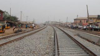 Nigeria-Infrastruktur-Schiene-Lagos