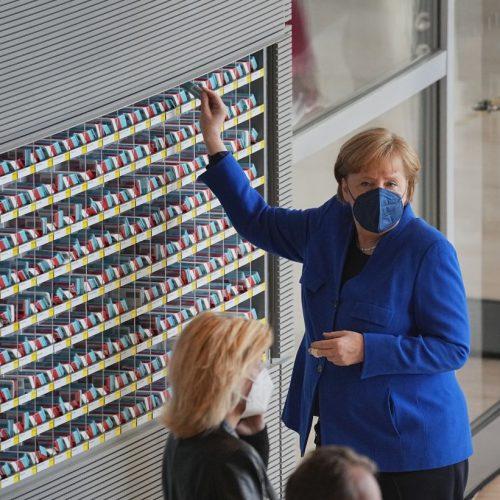Am 6. Mai beschloss der Bundestag Erleichterungen für Geimpfte und Genesene.