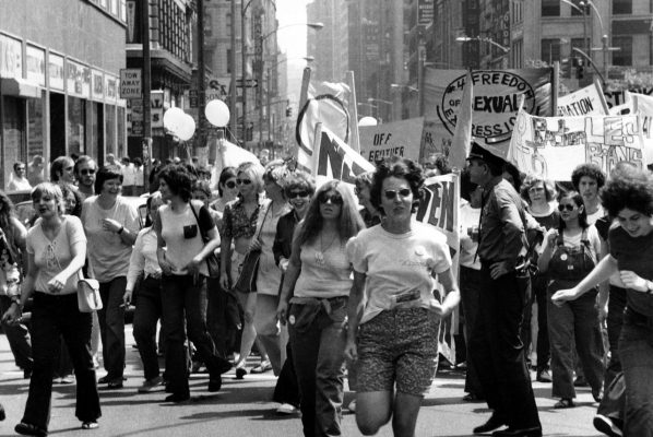 Gay Pride 1971 in New York