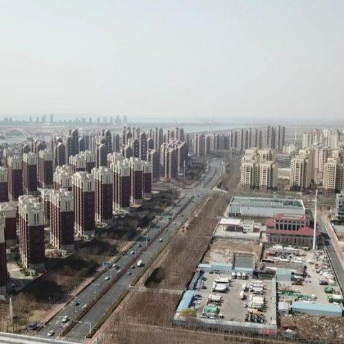 Tianjin ist eine Metropole in China, zirka 120 Kilometer von Peking entfernt.