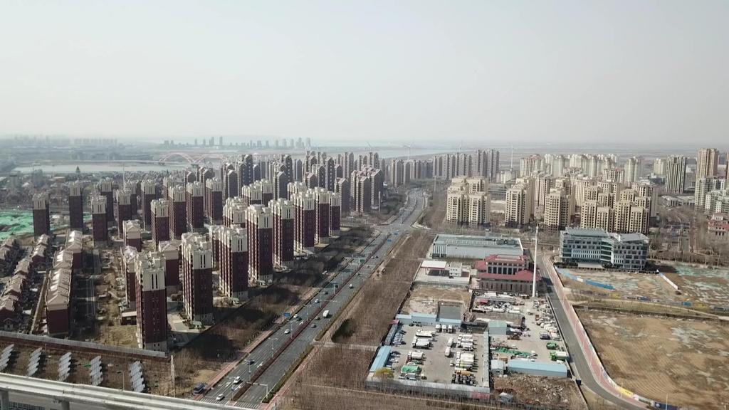 Tianjin: Zu Besuch in Chinas Fake-Manhattan