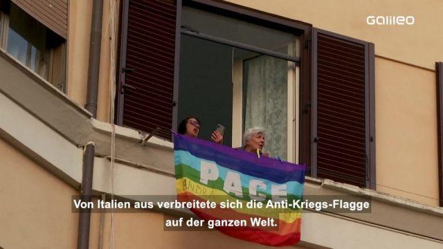 Regenbogenflagge: Das bedeuten die Farben