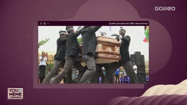 You & Meme Folge 4: Coffin-Dance - 10s