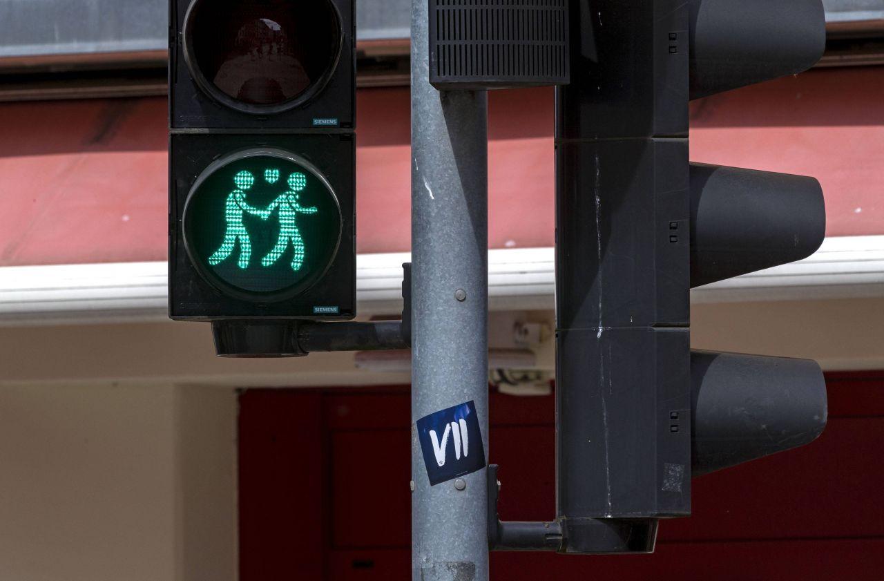 Flensburg Ampeln der Vielfalt