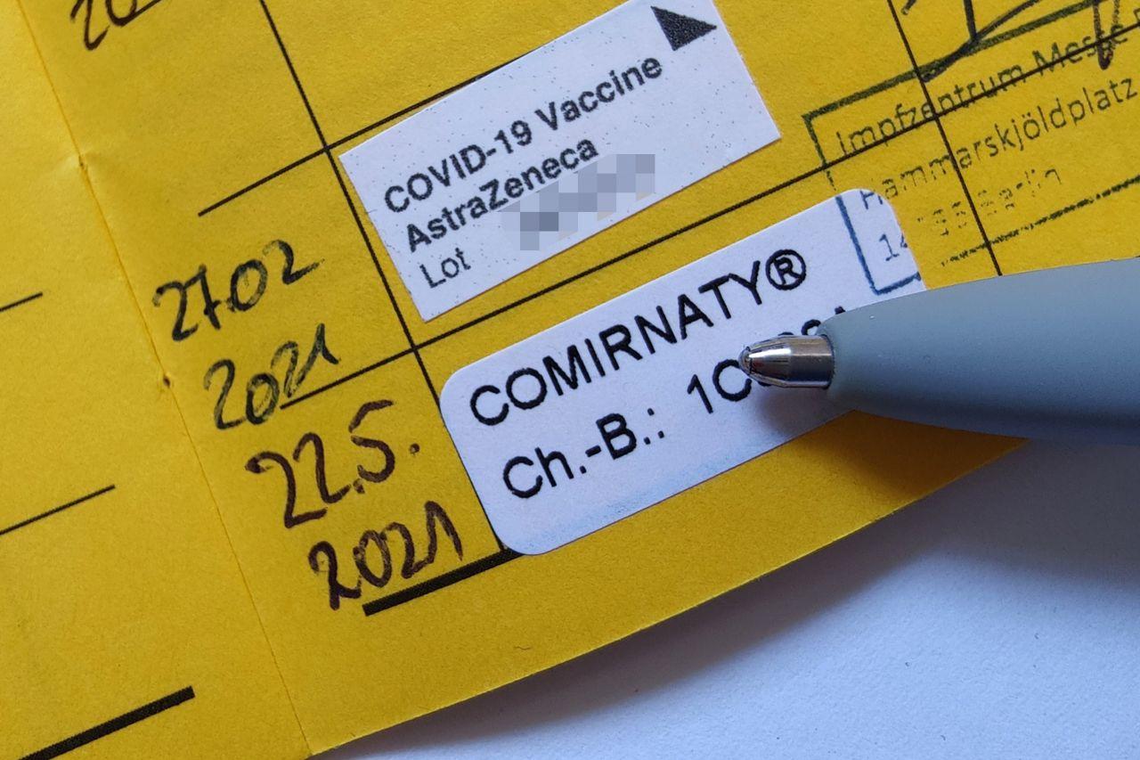 AstraZeneca plus BioNTech: Impfkommission empfiehlt Impf-Kombi gegen Delta