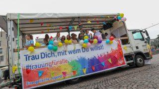 CSD Evangelische Jugend Motto