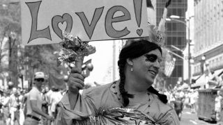 Gay Pride New York 1981