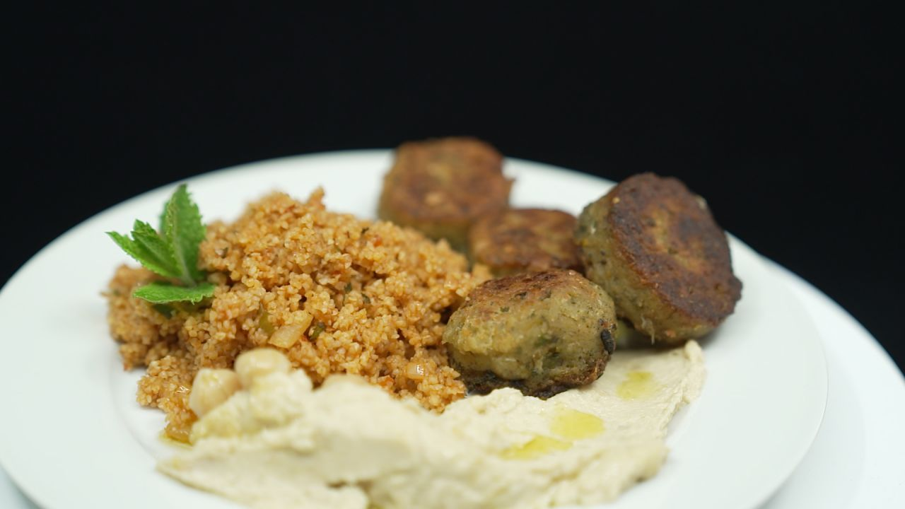Bulgur-Salat selber machen: Rezepte für Bulgur, Falafel, Hummus und Shakshuka