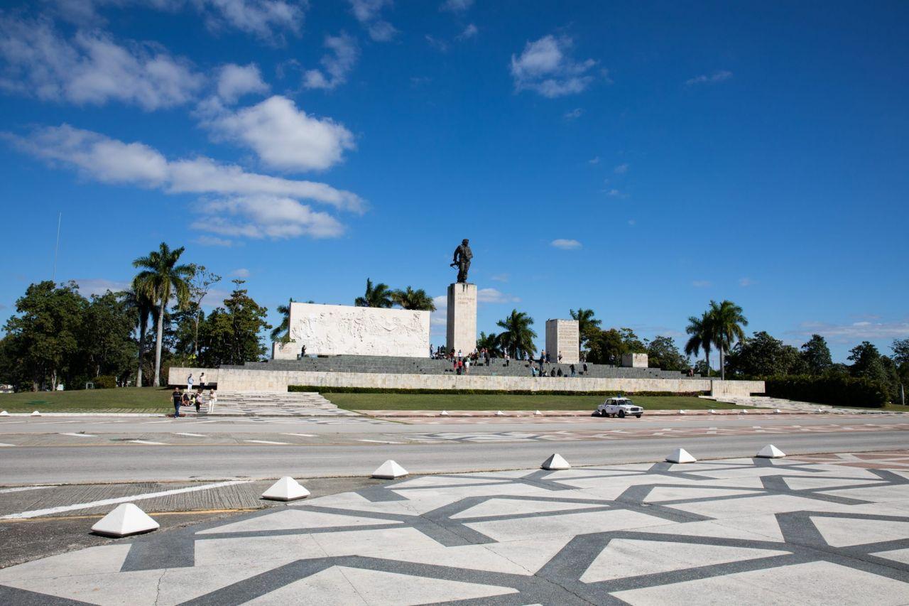 Kuba - Che Guevara Mausoleum