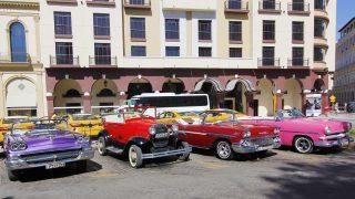 Oldtimer - Kuba
