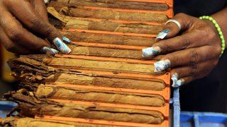 Kuba - Zigarrenfabrik