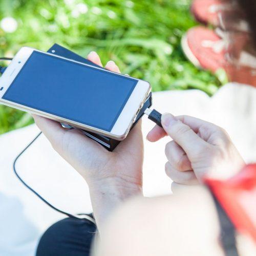 Lithium-Ionen-Akku Smartphone