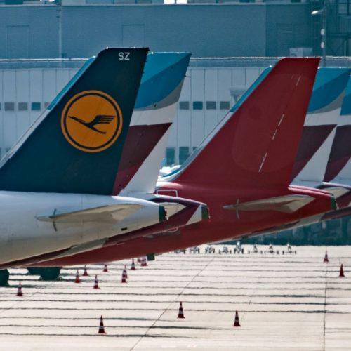 Verbot von Inlandsflügen in Deutschland