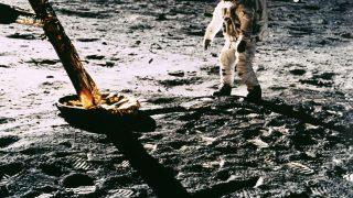 Verschwörung Mondlandung
