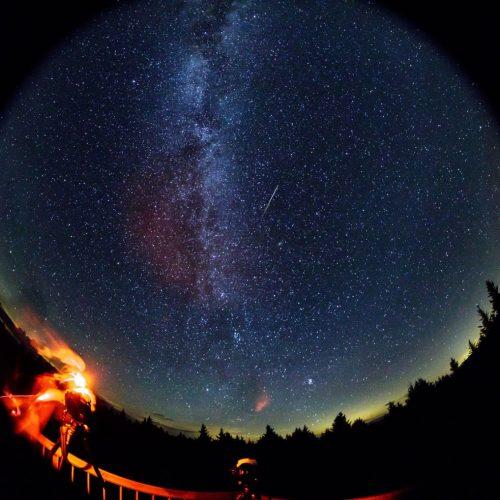 Sternschnuppen 2021: Meteorschauer