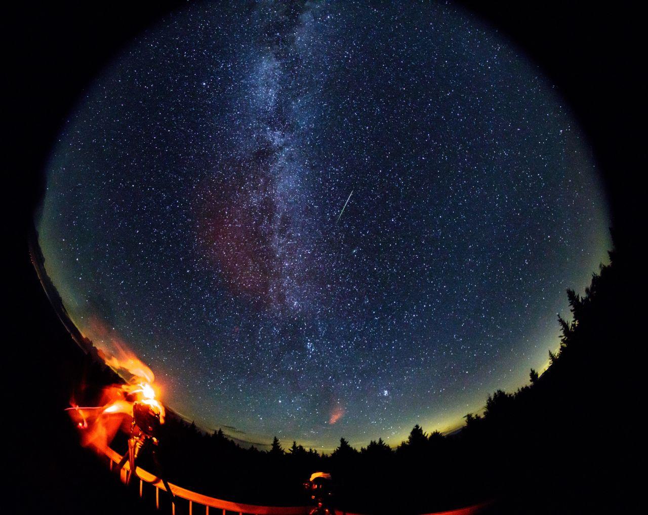 Sternschnuppen 2021: Diese Meteorschauer kannst du dieses Jahr sehen