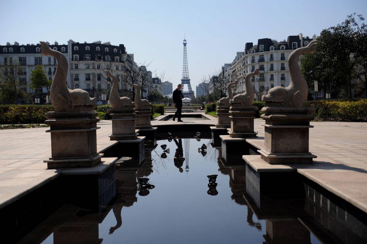 Das Paris von China