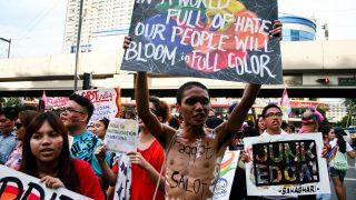 Pride Parade in Manila