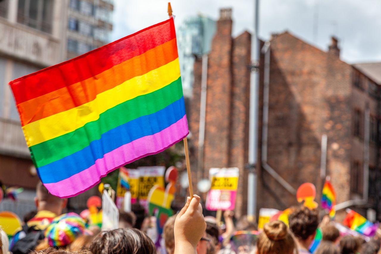 Die Regenbogenflagge: So ist sie entstanden und das bedeutet sie
