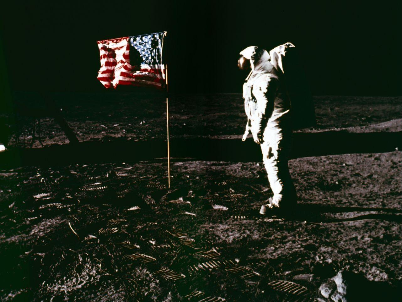 Verschwörungstheorie: Gab es die Mondlandung wirklich?