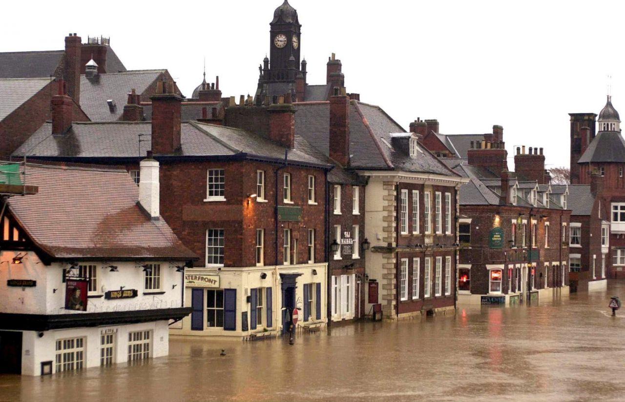 Hochwasser York