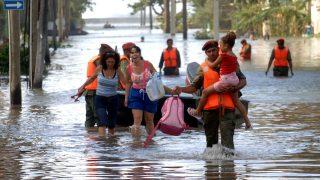 Hochwasser Havanna