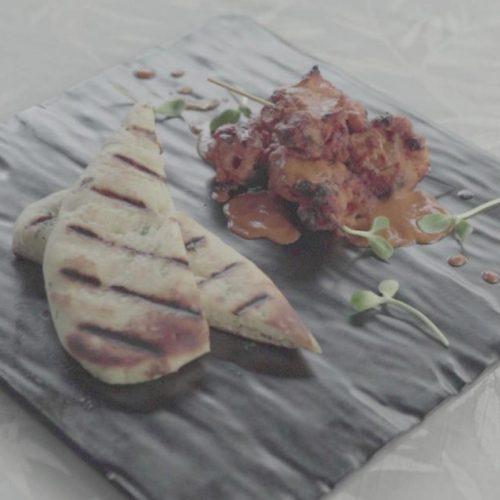 Kulcha: Mit Käse gefülltes indisches Fladenbrot zum Selbermachen