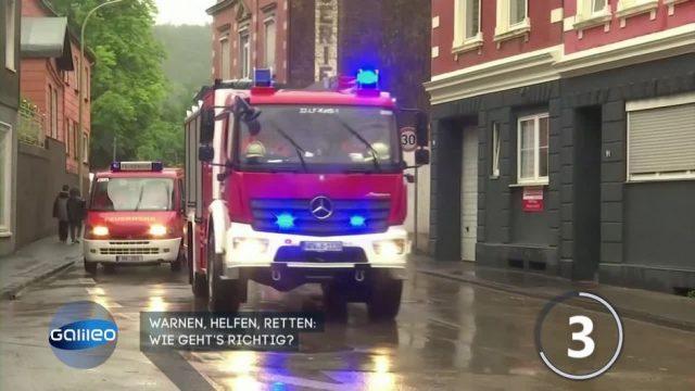 Deutschlands Katastrophenschutz: Was können wir besser machen?