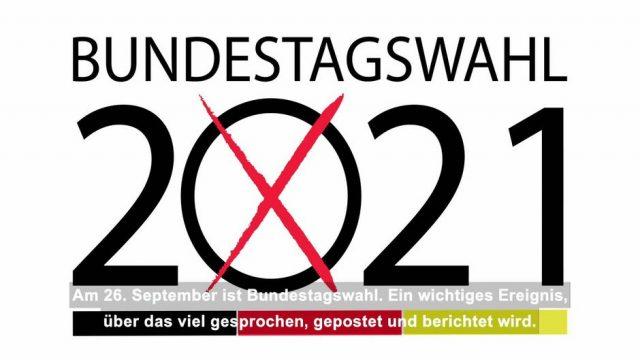 Do's und Dont's zur Bundestagswahl