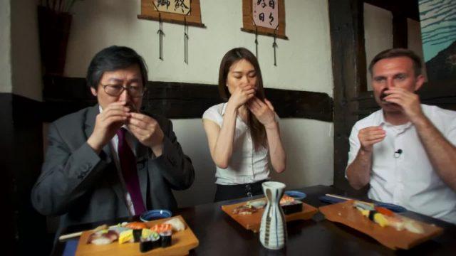 Gekonnt statt Gepatzt: darauf achtet man in Japan
