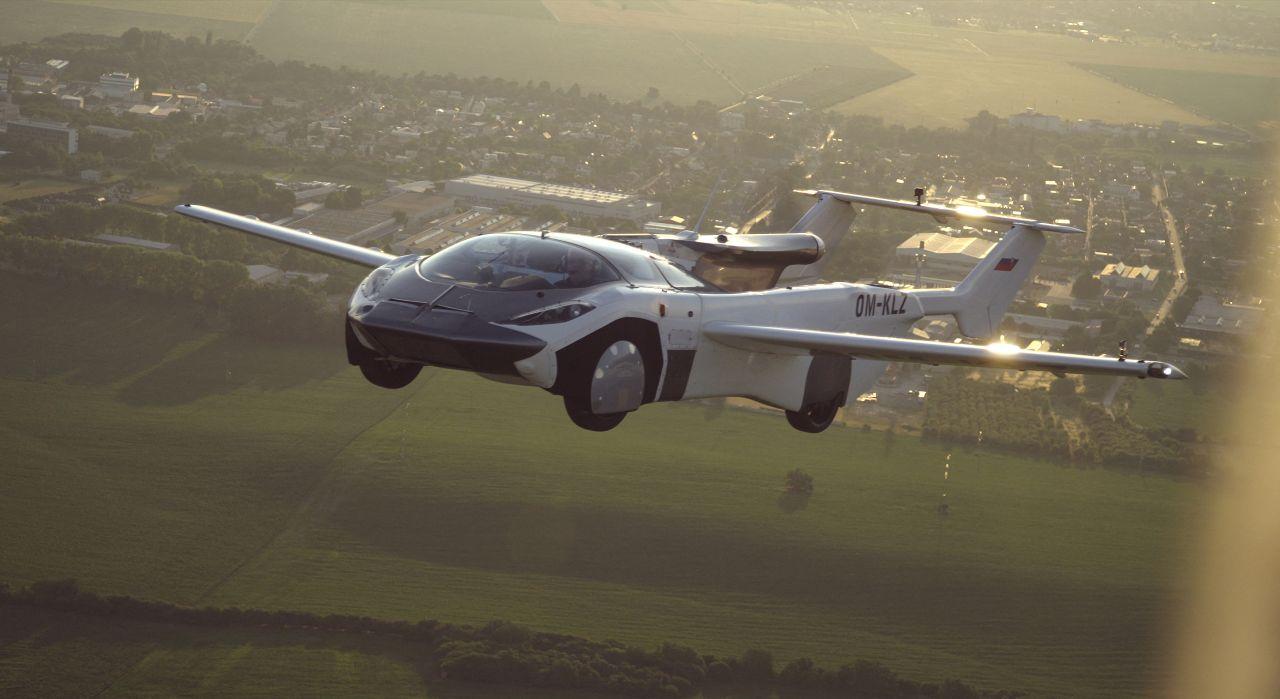 Fliegende Autos - gehen wir bald alle in die Luft?