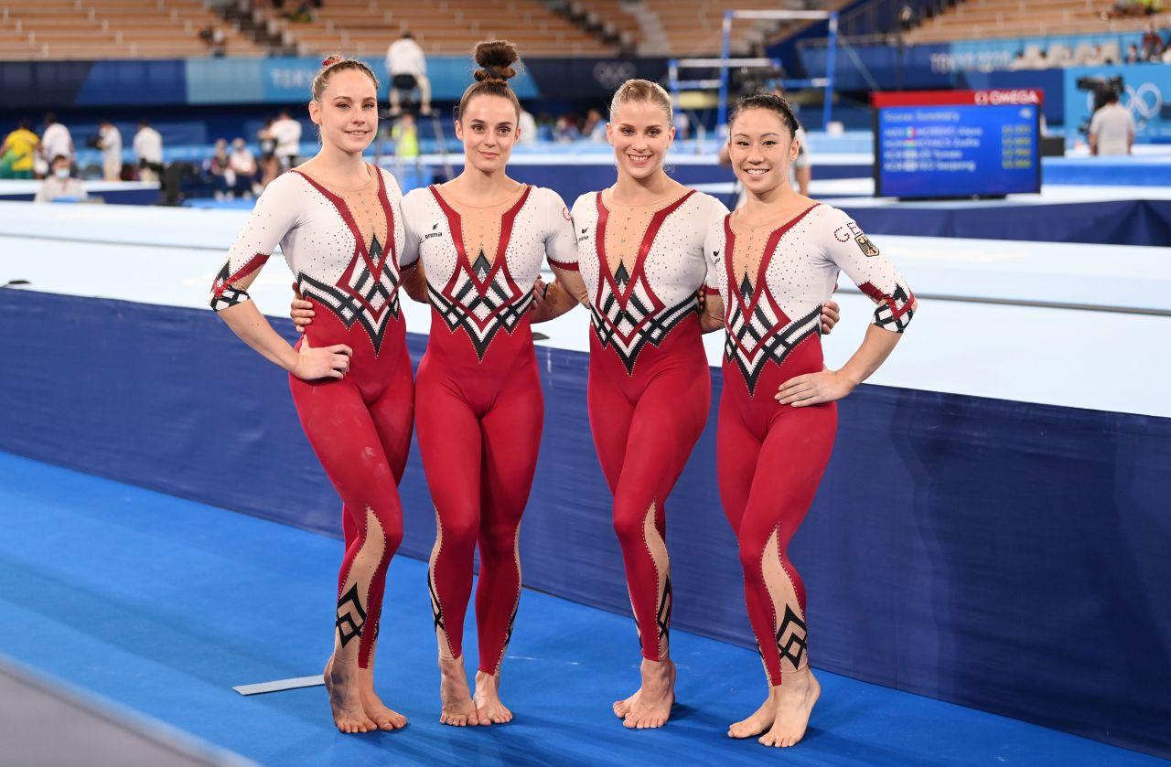 Olympia Special 3/6: Streit um knappe Kleidung: Bist du für oder gegen Dresscodes im Sport?