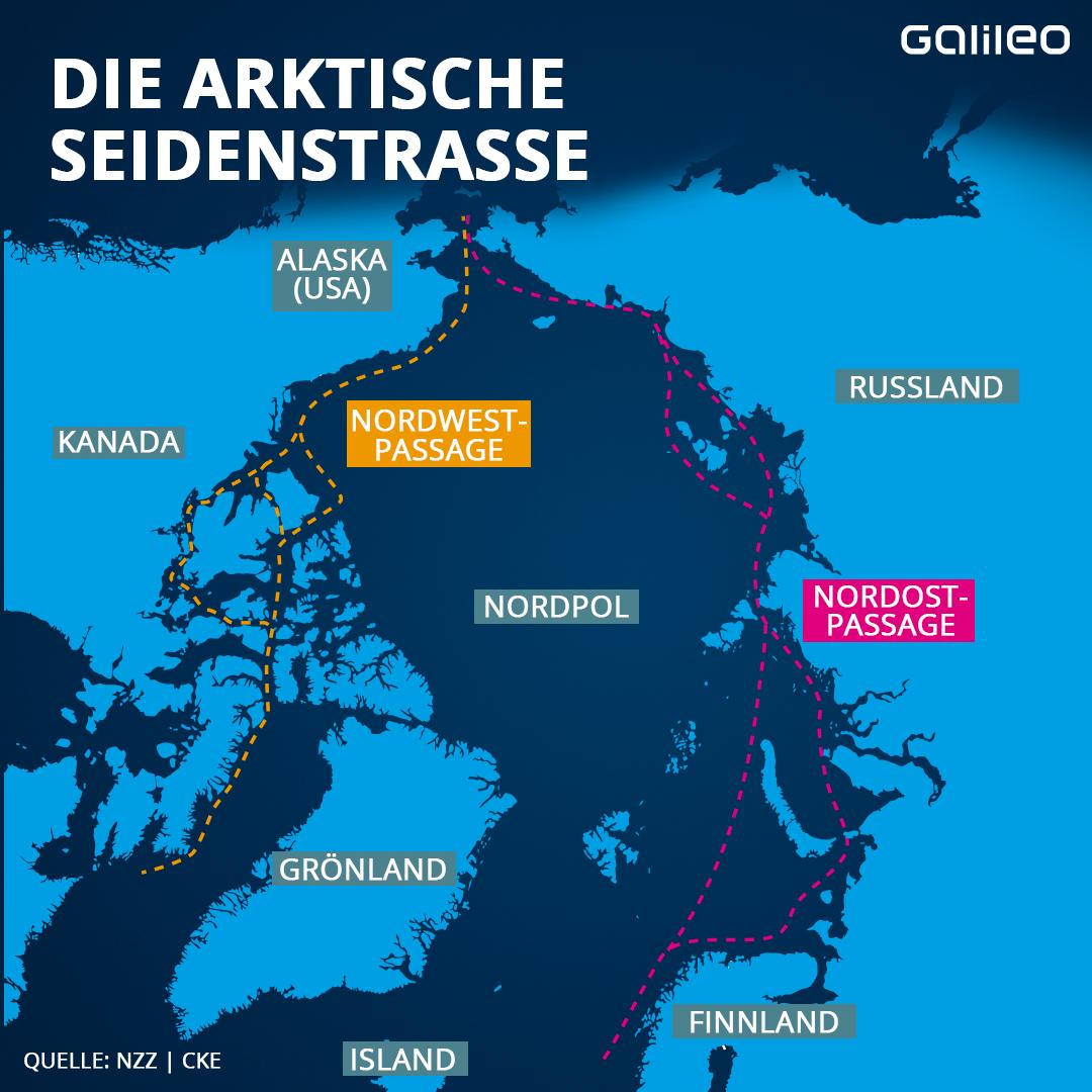 Die arktische Seidenstraße