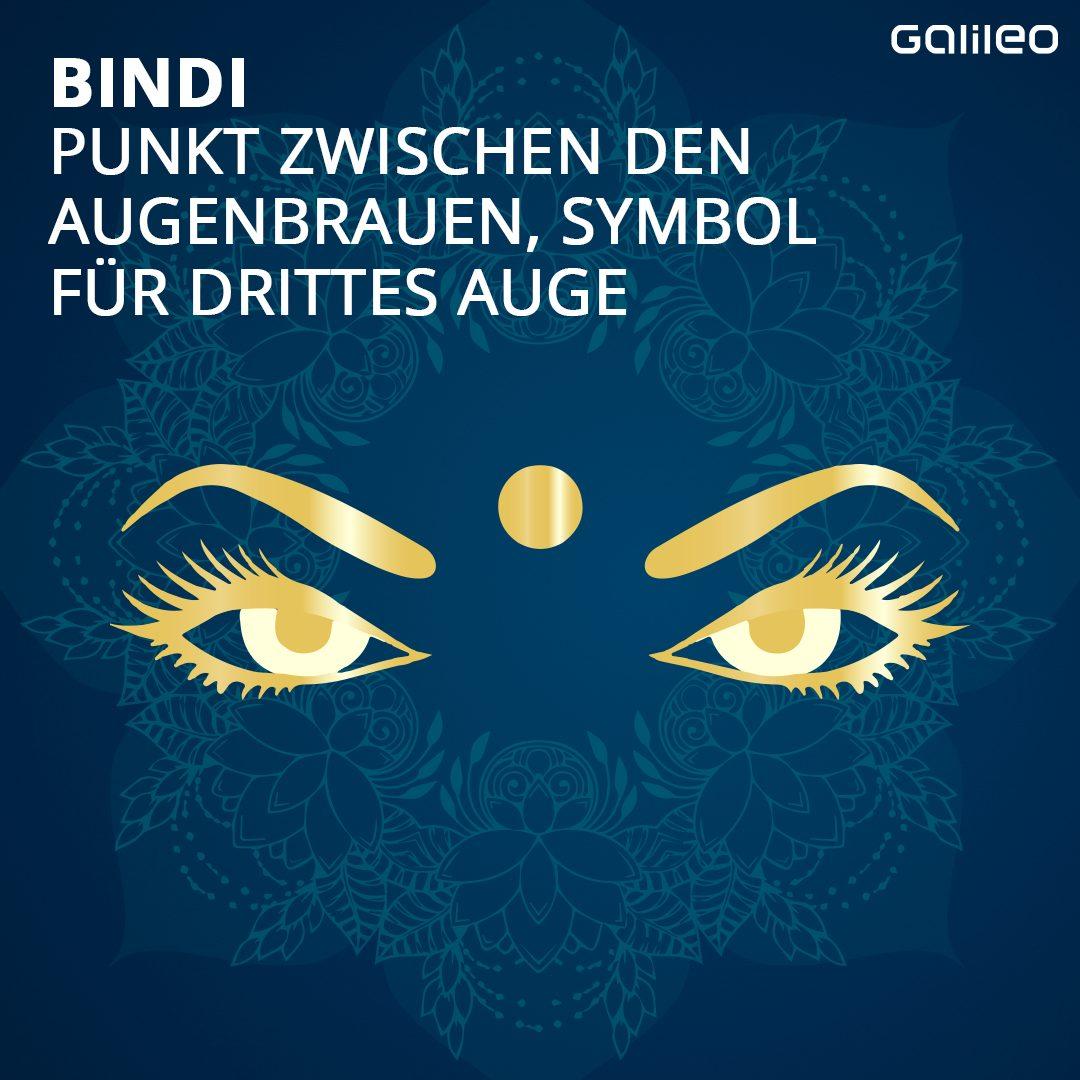 Hinduismus: Bindi