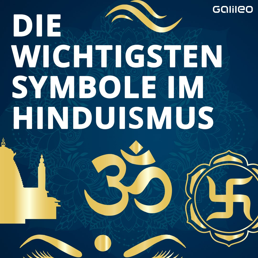 Hinduismus: wichtige Symbole