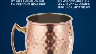 Übersicht Grafik Gläser Kupferbecher