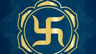 Hinduismus: Swastika-Symbol