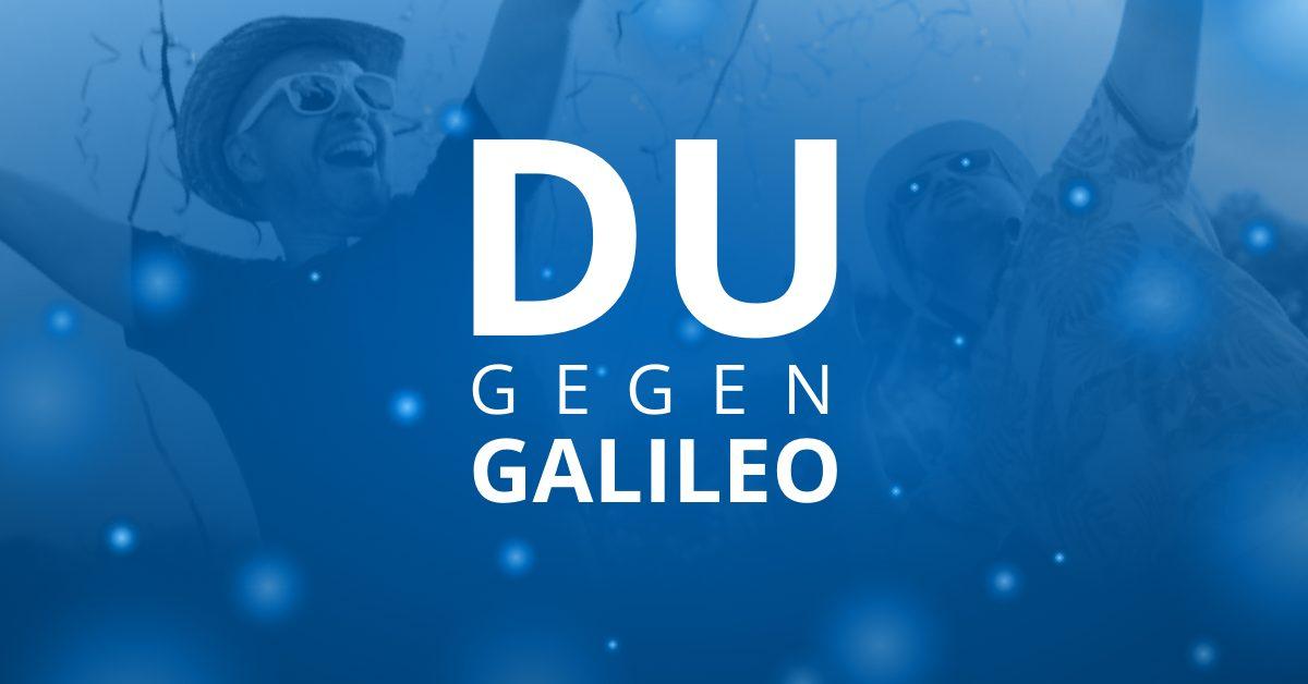 """Galileo-Reporter Matthias und Martin stellen sich kniffligen Schätzfragen rund ums Thema """"Outdoor"""". Könnt ihr sie zu Hause mit eurem Wissen schlagen?"""
