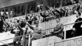 Olympische Spiele 1936 Eröffnungsfeier