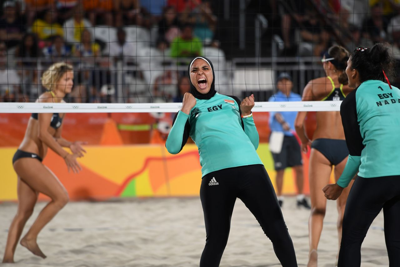 Olympia 2016 Beach-Volleyball