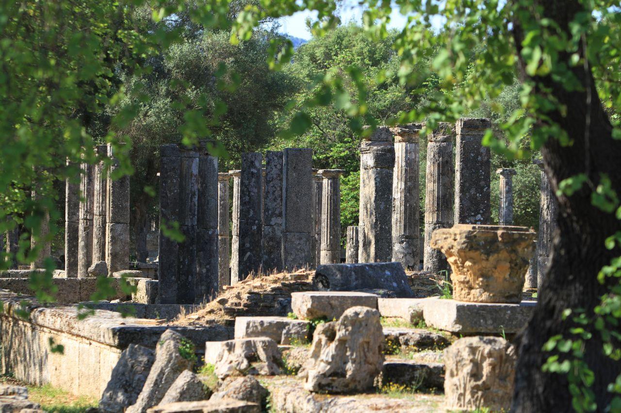 Antike Olympsiche Spiele