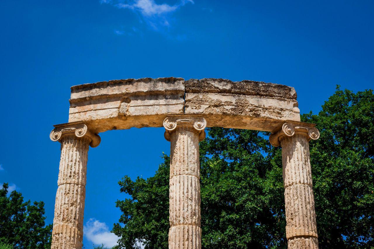 Olympia Special 5/6: Die Olympischen Spiele der Antike - Ein Fest für Zeus
