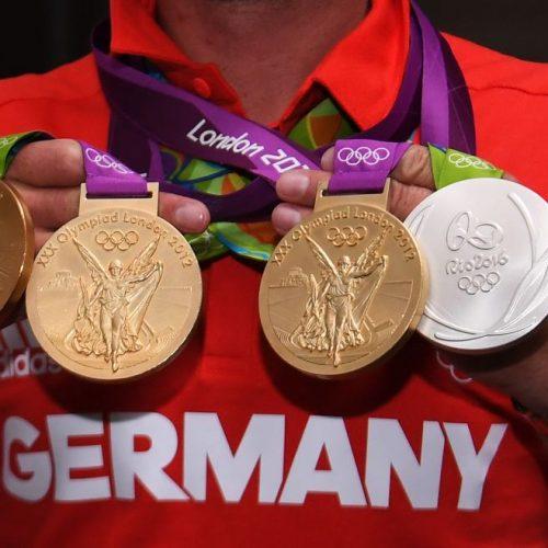 Medaille Deutschland