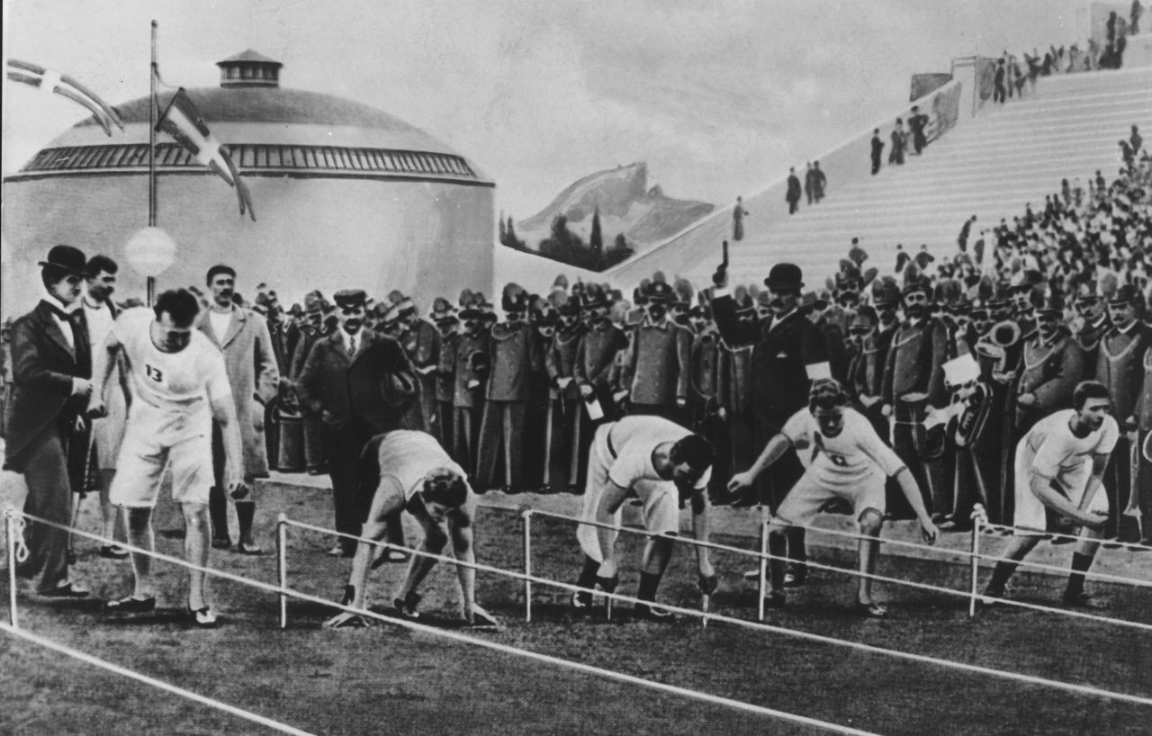 Olympia Special 2/6: Die Olympischen Spiele der Neuzeit: Wie alles begann