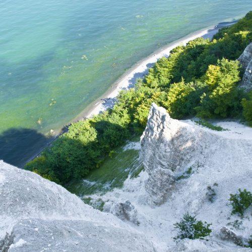 Insel Rügen an der Ostsee-Küste
