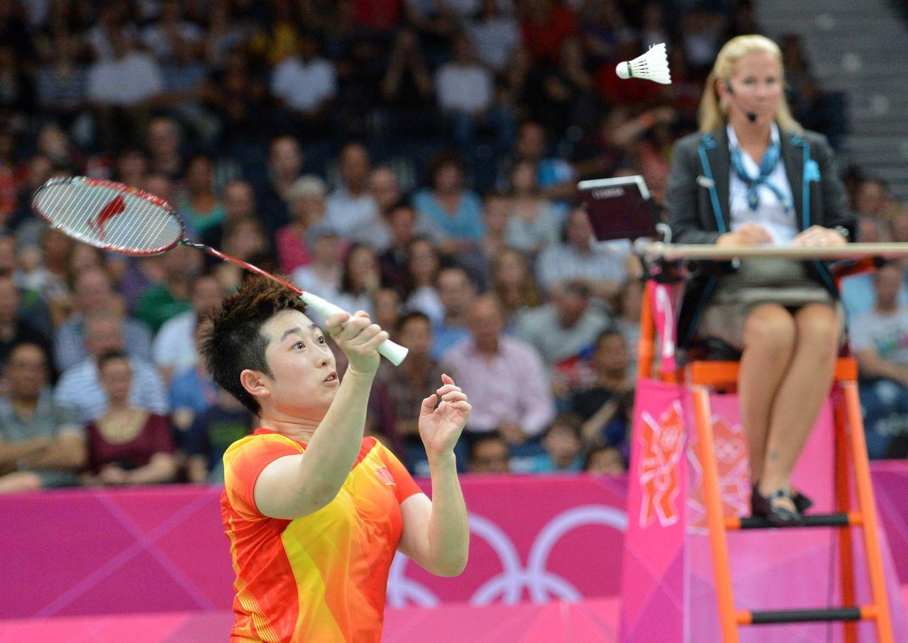 Badminton Olympische Spiele